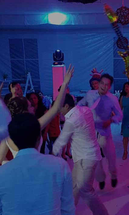 KLS Eventos, dj para fiestas en evento formal