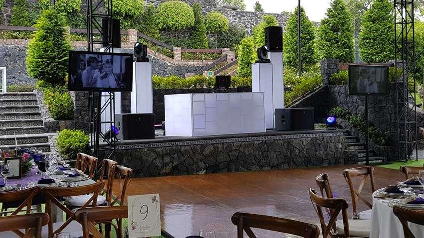 contratar un dj para una fiestas KLS en Jardín Tekal CDMX